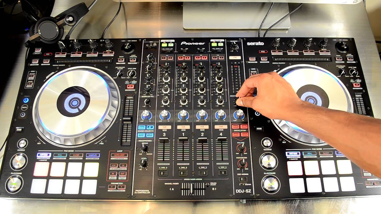 Pioneer DDJ-SZ DJ Controller Drivers for Windows XP