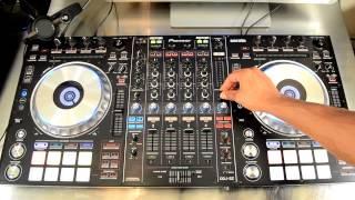 Pioneer DDJ-SZ Serato DJ Controller Review Video