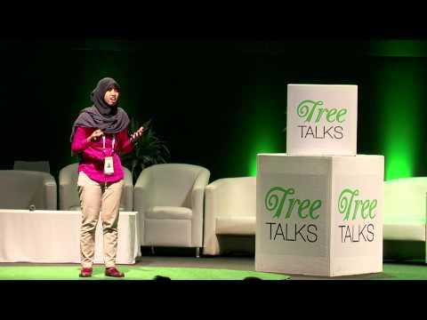 World Forestry Conference 2015 - Durban - Tree Talk with Sekar Ayu Woro Yunita