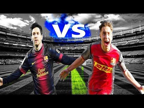 Emre Mor VS Lionel Messi ► Crazy...