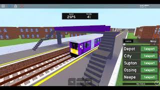 Roblox - Trains - Loop - Standard Train