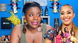 Loni Love allegedly Fired from The Real. Amanda Seales to Replace Her. (REPLAY)