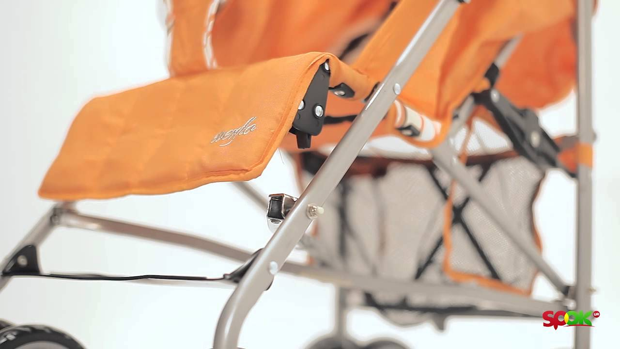 Everflo коляска инструкция