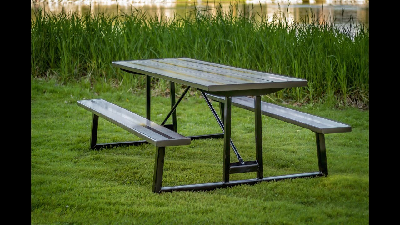 Outdoor Picnic Tables   Quality Site Furniture