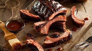 Afternoon Express | Sticky Pork Ribs | 29 Sept 2015