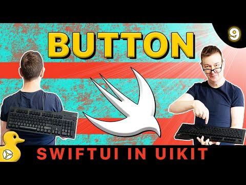 SwiftUI in UIKit - Button | Swift 5, Xcode 10 thumbnail