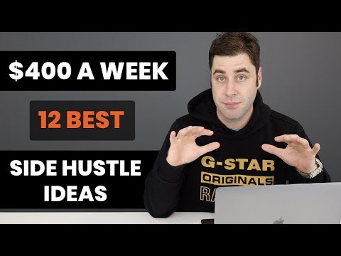 12 Best Side Hustle Ideas To Make Money In 2020 (That Pay Well)