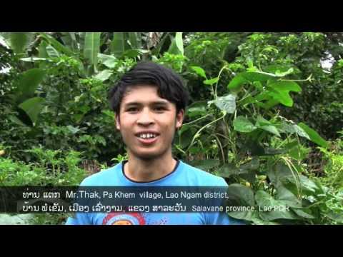 Village Voice of Thak, Southern Laos