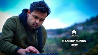 Almoda - Mashup 2020 | Tujhe Kitna Chahein | Memories | Nyasro | Kabir Singh  | Maroon 5 (Cover)