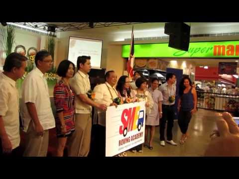 SME Roving Academy launch in Bohol, Philippines