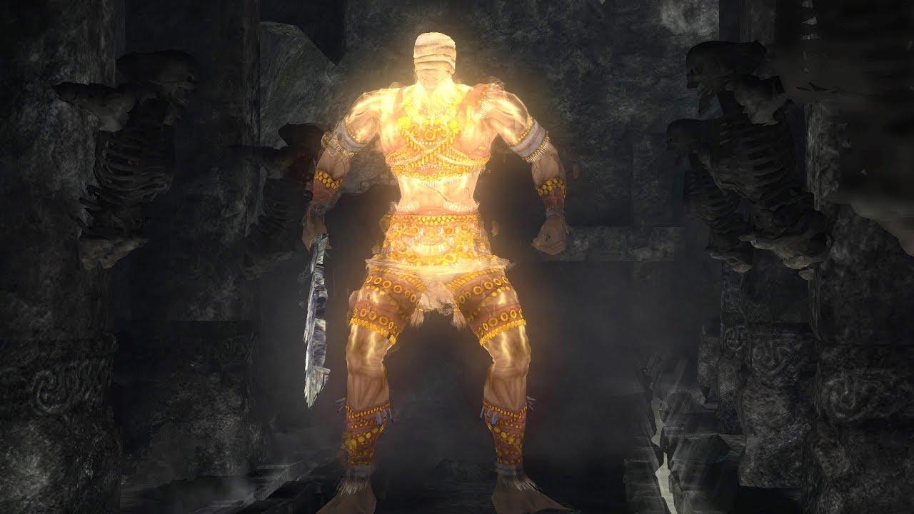 Old Hero Demon Souls
