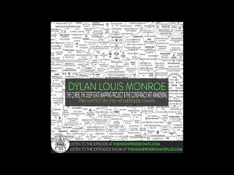 Dylan Louis Monroe | The Q Web, The Deep State Mapping Project, & The Conspiracy Art Awakening