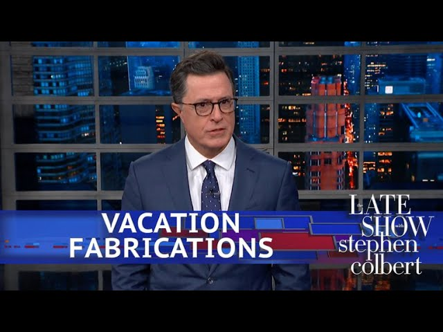 ***** Trump Isnt Taking A Vacation From Lying *****