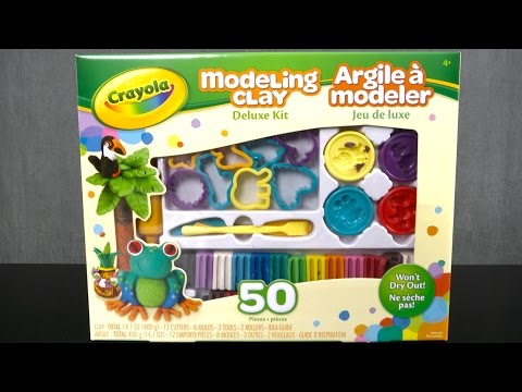 Crayola Modeling Clay Deluxe Kit from Crayola