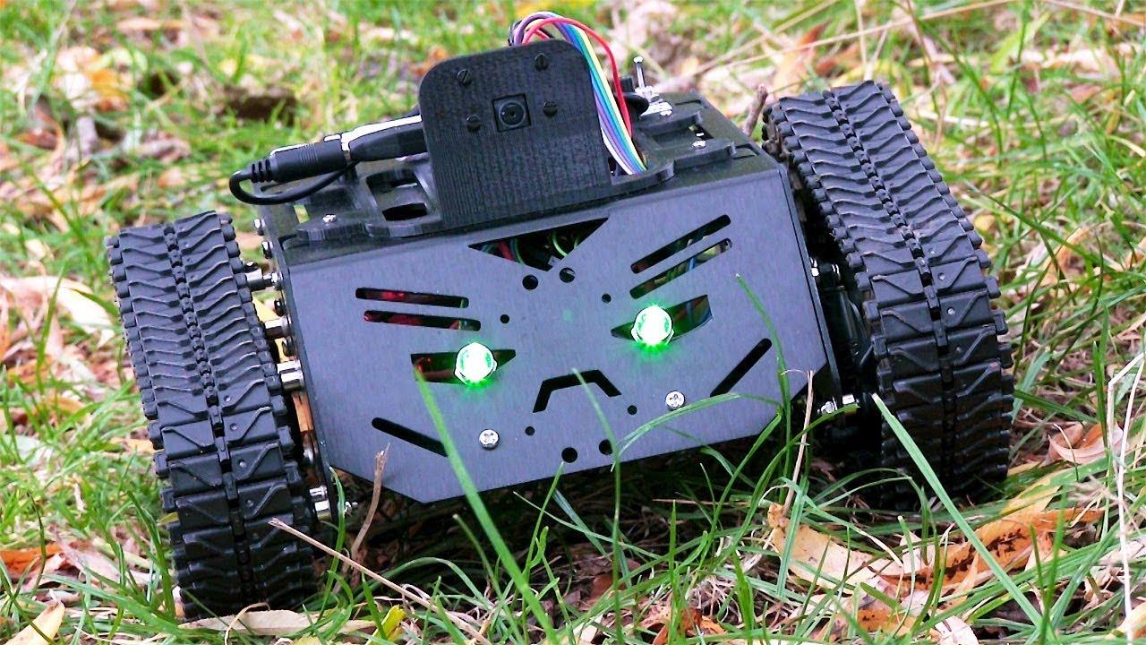 Devastator : Tank Mobile Robot Platform (Metal DC Gear Motor) -DFRobot