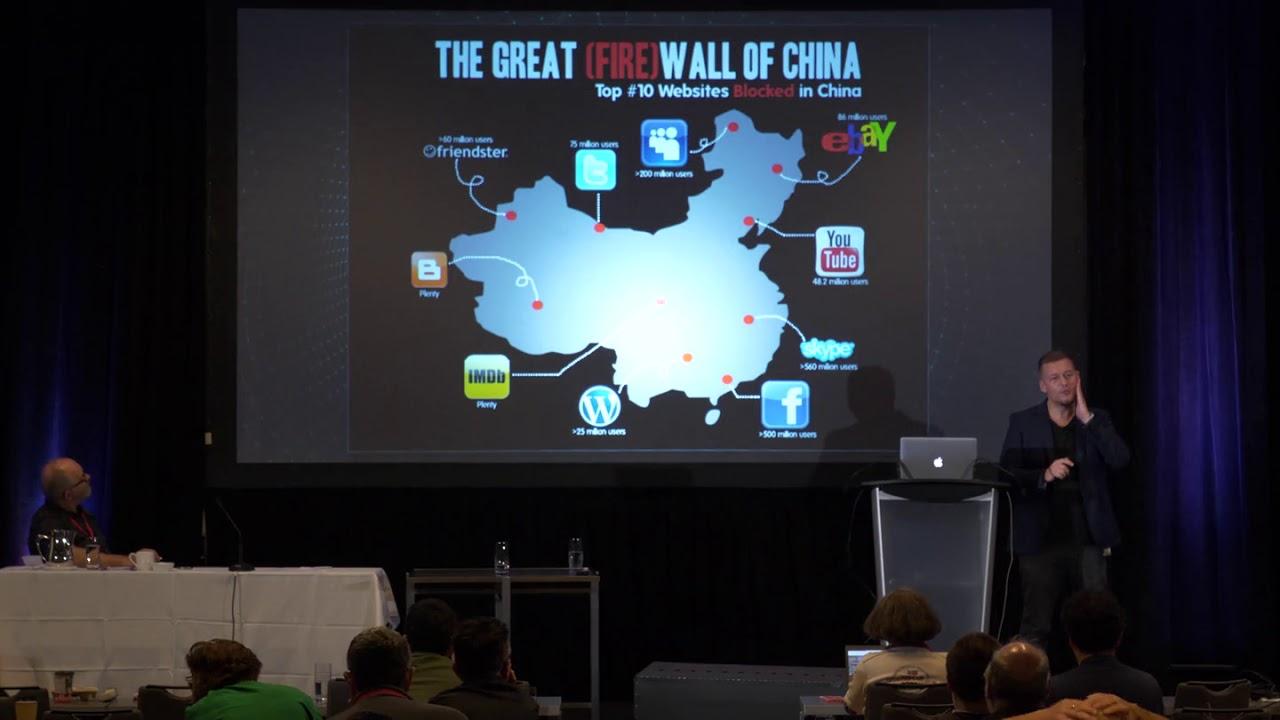 Internet teilt sich: China schafft sein eigenes Web und die Russen schotten ihres ab