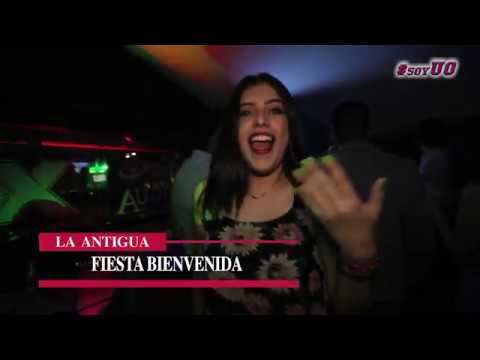 Bienvenida UO La Antigua 2018
