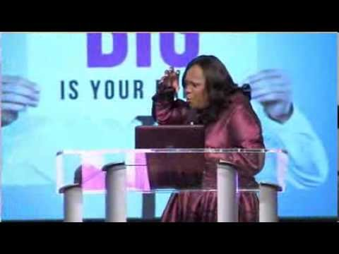 VIDEO: The Prophetic Dimension of Prayer - Dr. N. Cindy Trimm