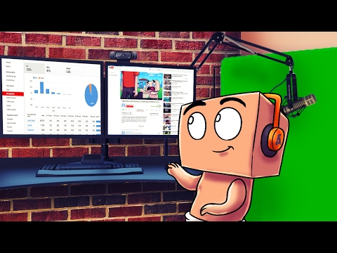 Minecraft | Who's Your Daddy? Baby Starts Youtube Channel! (BABY YOUTUBER)
