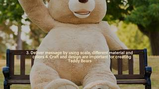 Design and History of Teddy Bear