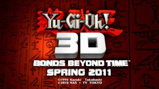 NEW English Trailer Yu-Gi-Oh! 3D - Bonds Beyond Time