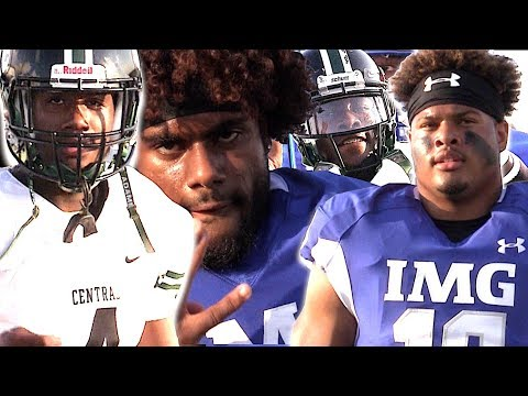 🔥🔥 IMG Academy (FL) vs Miami Central (FL) | UTR Highlight Mix 2017