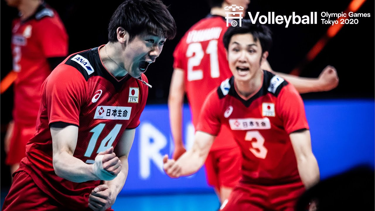 Best of Men's Team Japan 🇯🇵  powerful & hungry for more! | Volleyball World
