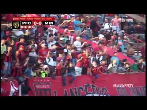 PORTUGUESAFC VS MINEROS DE GUAYANA Jornada 3 (1-0)