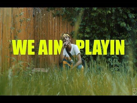 "AMR Dee Huncho ""We Aint Playin"" l Dir. by @divineshot"