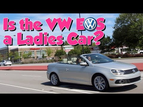 Here's a Final Edition 2015 Volkswagen EOS | REVIEW & For Sale @ Lowcountry VW