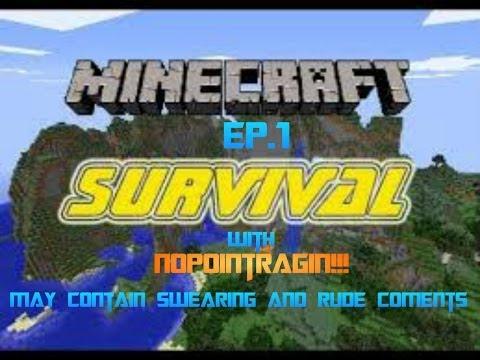 Minecraft Series.1 Ep.1