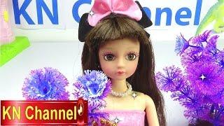 �ồ chơi trẻ em Bé Na Búp bê Clara xinh đẹp hàn Quốc KN Channel Clara Doll in Korea Childrens Toys