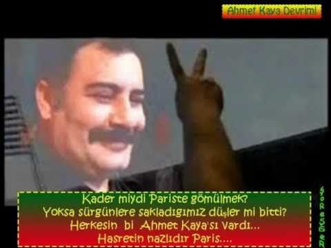 Ahmet Kaya ★ Ortadoğu