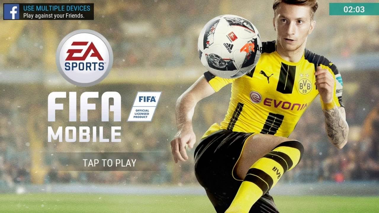 FIFA Mobile Soccer (by EA) iOS / Android - HD Gameplay Trailer (FIFA Mobile  Football)