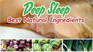 Artichokes, leeks and onions can make a deep sleep and relieve stress