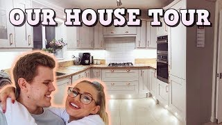 OUR NEW HOUSE TRANSFORMATION | FULL HOUSE TOUR!!
