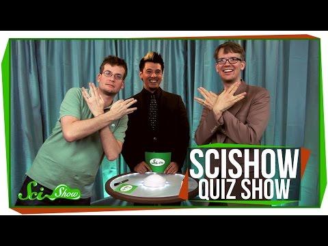Quiz Show: Vlogbrothers Face-Off: Hank v. John!