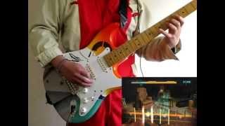 【ギター】 Eric Clapton 「Run Back To Your Side」 【弾いてみた】