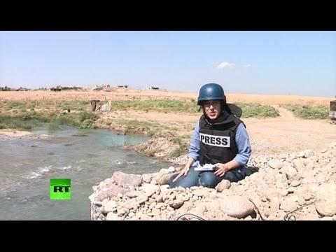 Курды наступают на позиции «Исламского государства» в Ираке