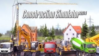 Construction Simulator 2014 ANDROID ( FREE DOWNLOAD )