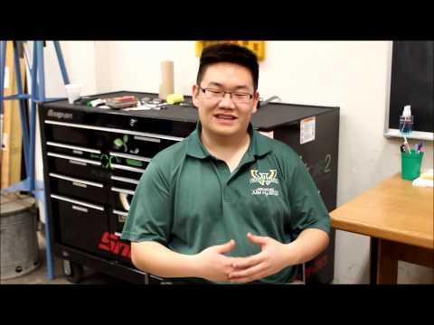 Meet Adam Zhang from the Wayne State University's EC3 Team