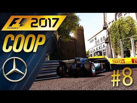 F1 2017 [FR] Carrière Coop #9 - NOOOOOOOOON
