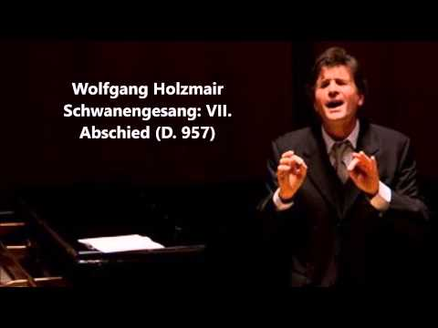 Wolfgang Holzmair: The complete