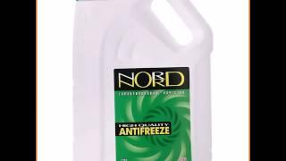 Антифриз NORD зеленый, 3 кг