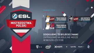 ESL Mistrzostwa Polski S17. Counter-Strike - Global Offensive - W1D2 - Na żywo