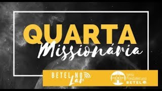 Quarta Missionaria - Rev. Emerson Baran