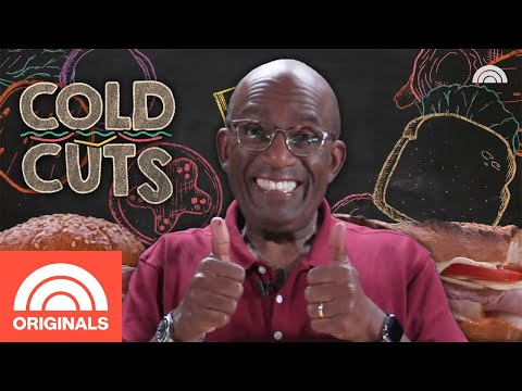 The Meatiest Celebrity Stories From Cold Cuts With Al Roker: Season 1 | COLD CUTS | TODAY