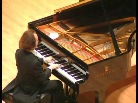 Cyprien Katsaris live at Carnegie Hall, New York - Chopin: Fantaisie-impromptu, Op. 66