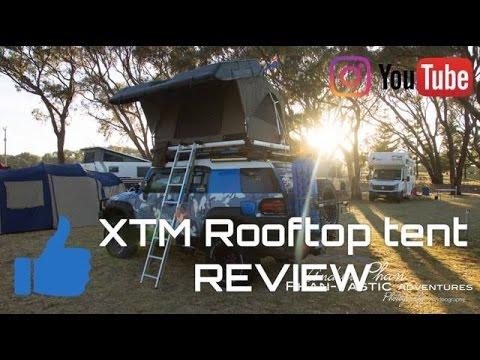 Phan-tastic Adventures: XTM Hardtop Rooftop Tent Review