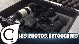 Les photographies retouchées | DUT MMI Limoges